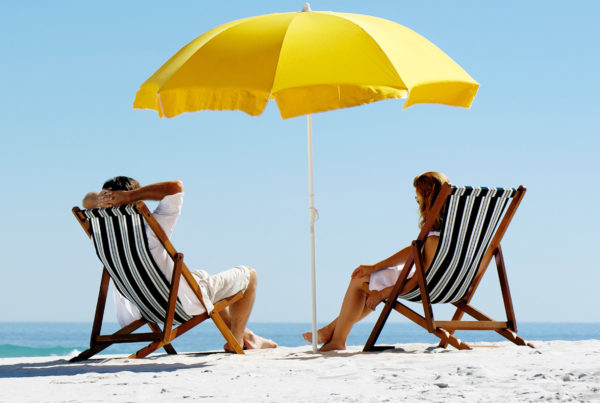 How to Pack for the Beach in a Carry On this Summer